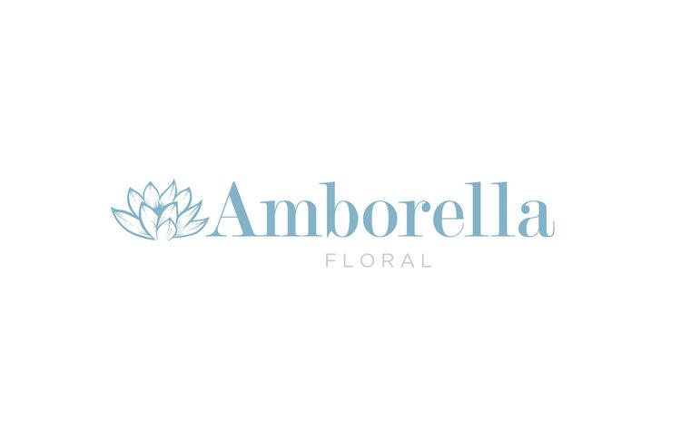 Amborella Floral Logo