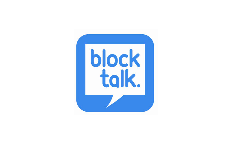 Block Talk Logo